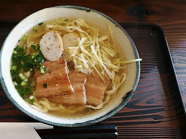 沖縄そば中生麺