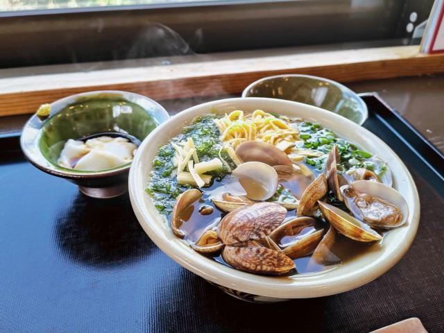 海風そば生麺